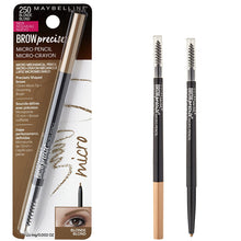 Load image into Gallery viewer, Maybelline New York Brow Precise Mascara Blonde
