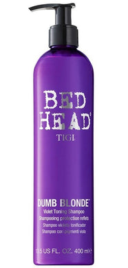 Bed Head Dumb Blonde Violet Toning Shampoo