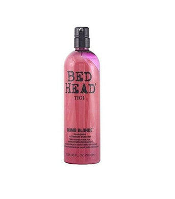 TIGI Bed Head Dumb Blonde Reconstructor 25 oz