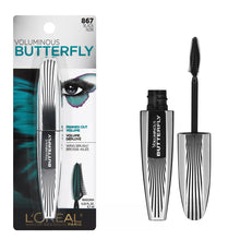 Load image into Gallery viewer, L'Oreal Voluminous Butterfly Mascara Black