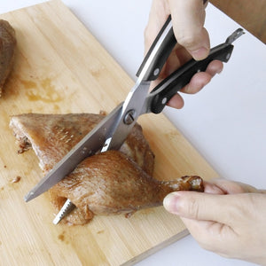 Heavy Duty Poultry Kitchen Scissors - The Innovative Pantry