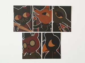 Night In The Woods Set