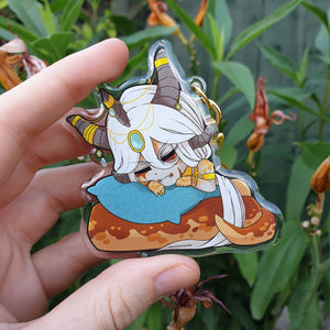 Kai Co. - Pillow Time - Double Sided Acrylic Charms