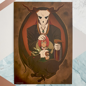 The Ancient Magus Bride - A4 Print