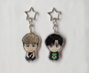 Yoon Bum & Oh Sangwoo - Killing Stalking - Double Sided Acrylic Charms