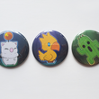 Load image into Gallery viewer, Final Fantasy Creatures - 45mm Badges