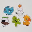 Load image into Gallery viewer, Final Fantasy Creatures - Set of 5 Sticker Pack