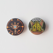 Load image into Gallery viewer, Zelda Breath of The Wild - Large 58mm Badges