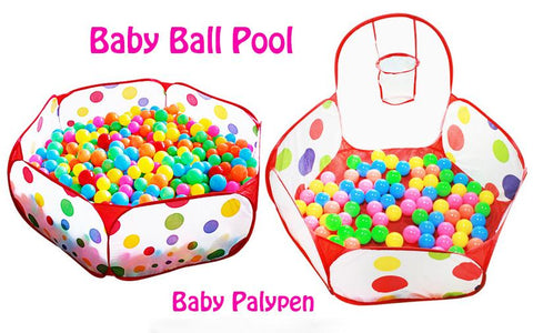 Outdoor/Indoor Baby Playpens For Children's Foldable an Ball Pool Game Tent Activity&Gear