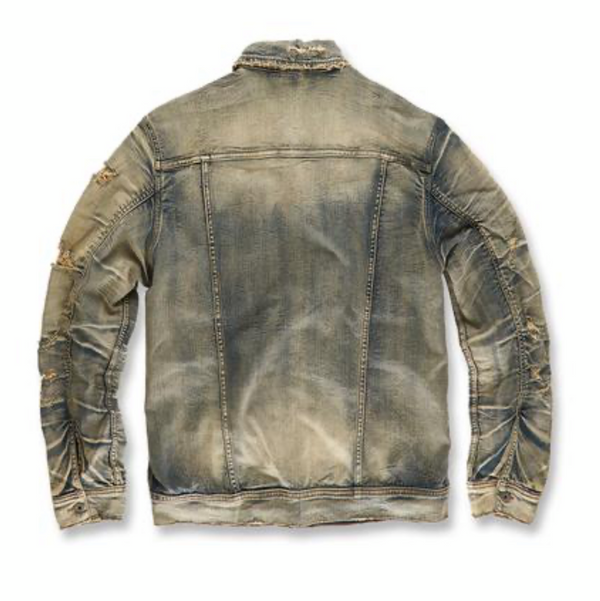 Reno denim trucker jacket (Desert storm)