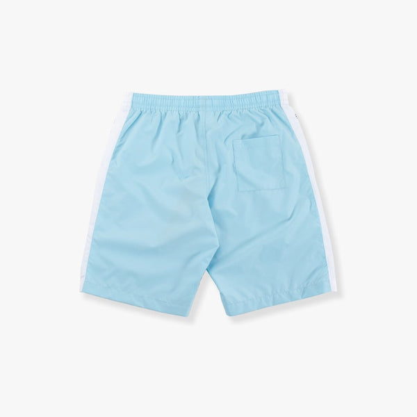 """Hero"" colorblock shorts (Light Blue)"