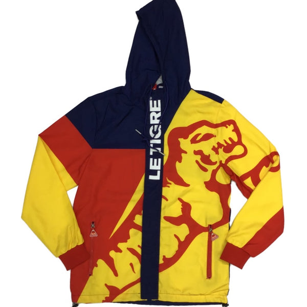 Gates windbreaker (yellow)