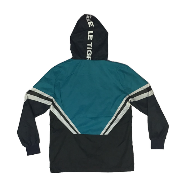 Everette windbreaker (blue/purple/blk)