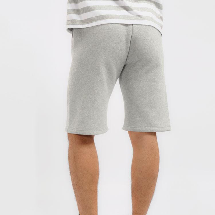 Stone striped currency shorts set (Grey)