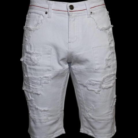 MOSCOW SHORTS (WHITE)