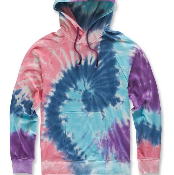 WOODSTOCK PULLOVER HOODIE (COTTON CANDY)