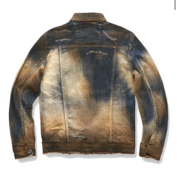 Sedona denim jacket(copper wash)