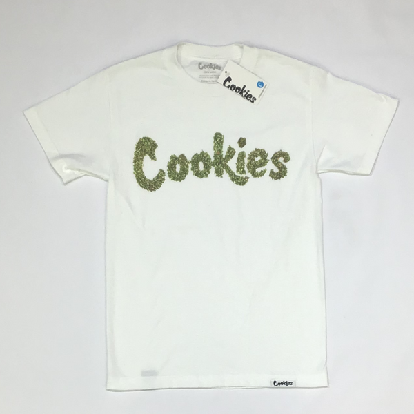 Sprinkle me thin mint tee (white)