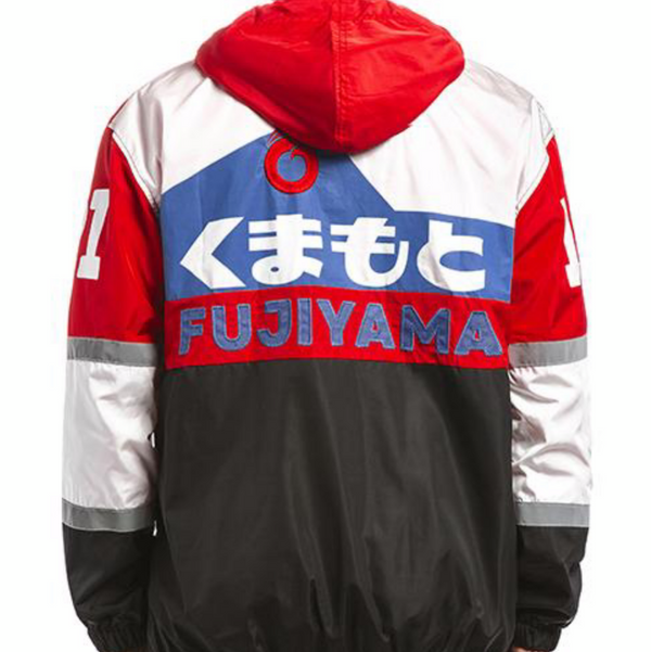 Samitto windbreaker