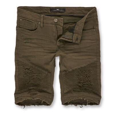 savior biker shorts 2.0 (army green)