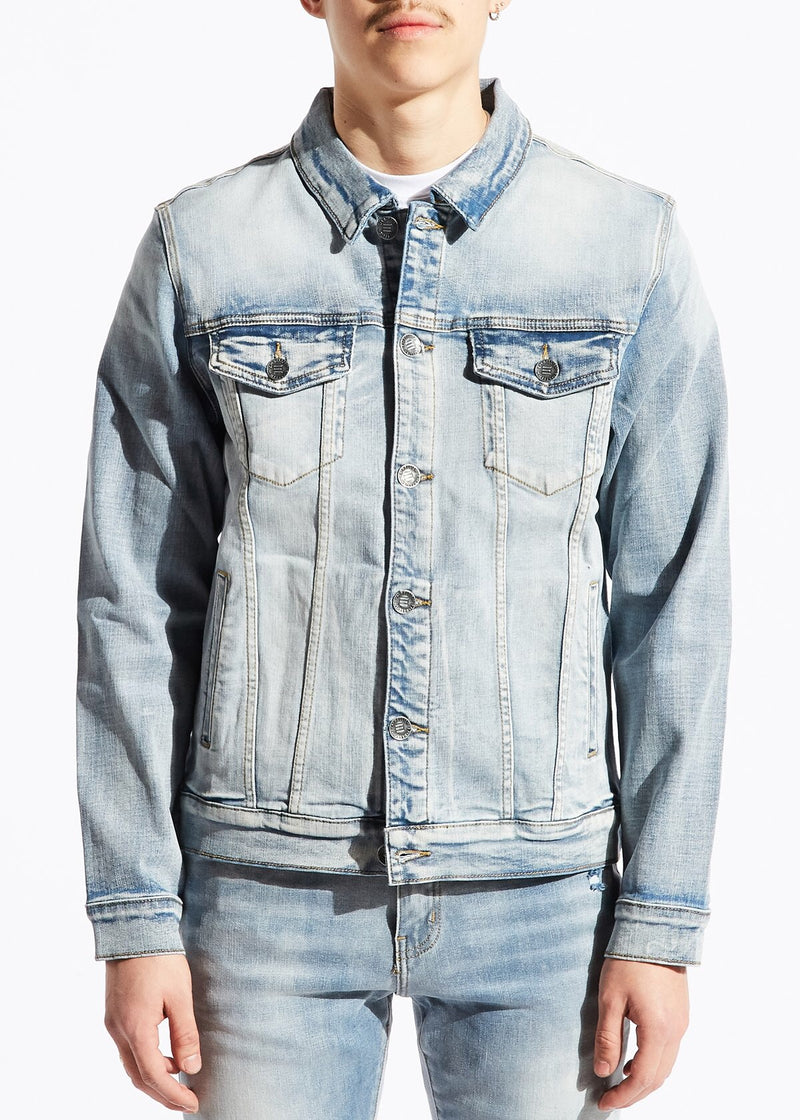 Erwin denim jacket (blue)