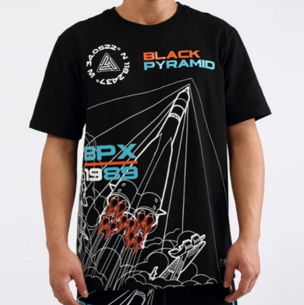 BPX shirt and shorts (Black)