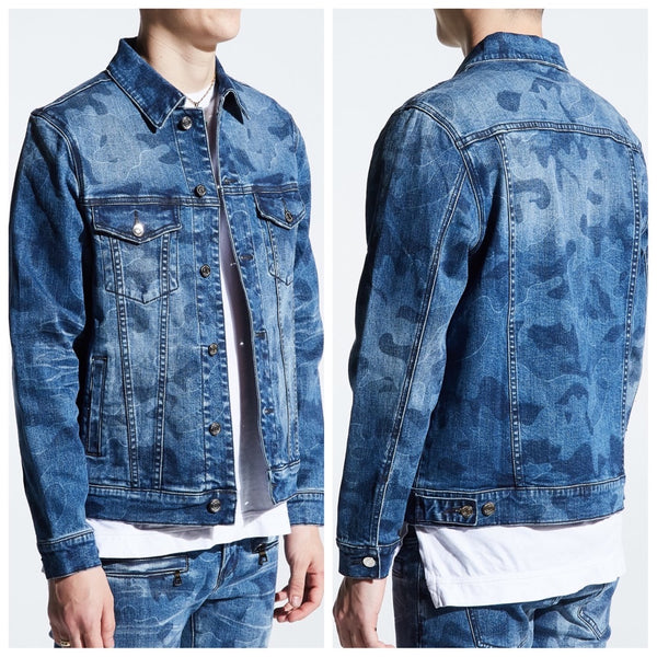 Mathewson denim jacket