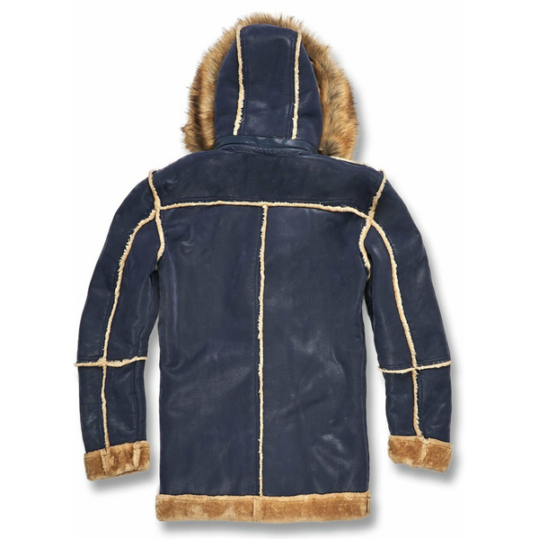 Denali shearling jacket kids/Youth(Navy)