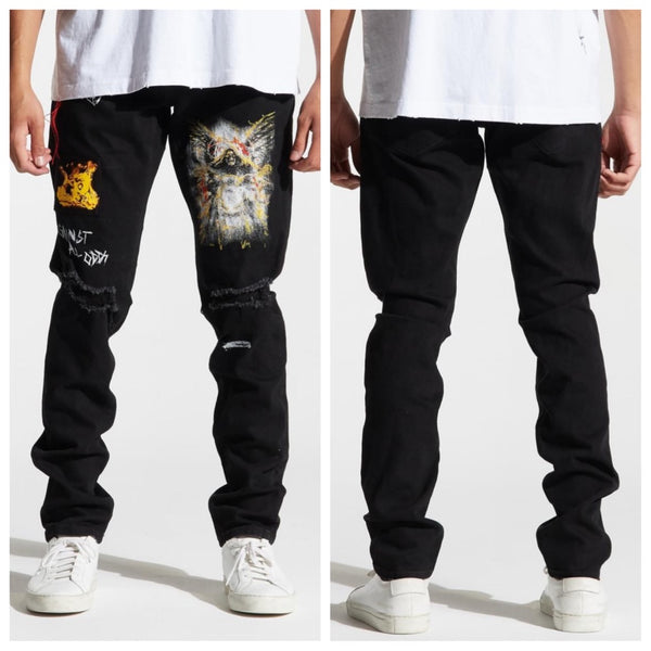 Nowell Painted Denim (CRYH19-140)