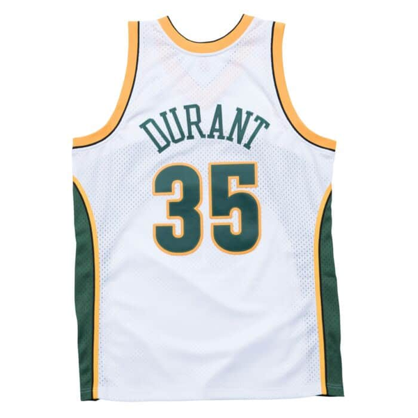 Swingman Jersey Seattle SuperSonics Home 2007-08 Kevin Durant