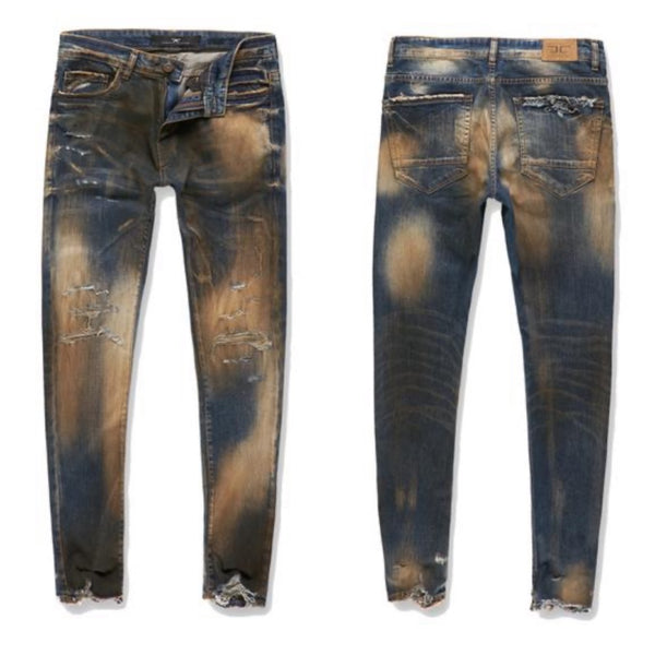 Sedona denim (copper wash)