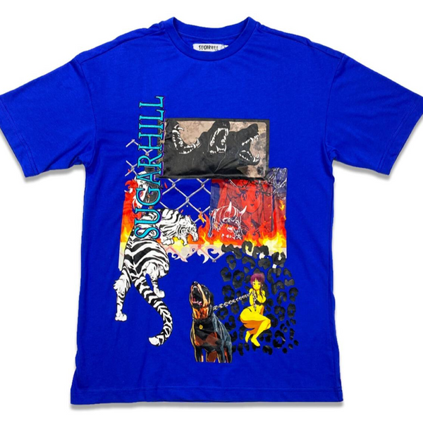 ROYAL CABANA GRAPHIC TEE