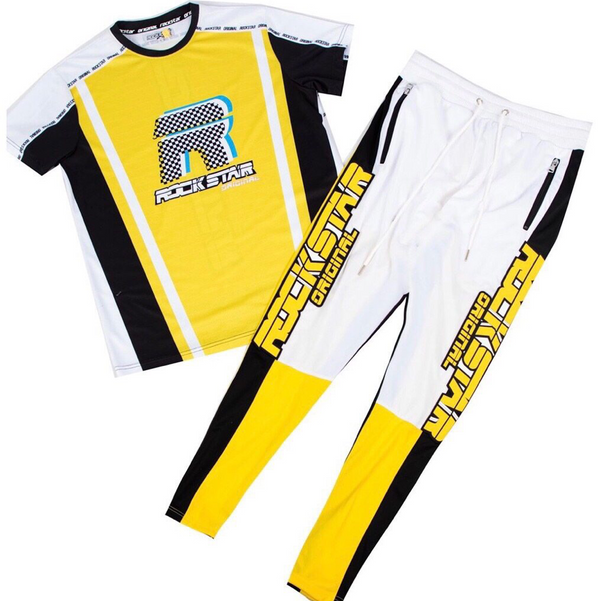 Hunt set (Yellow)