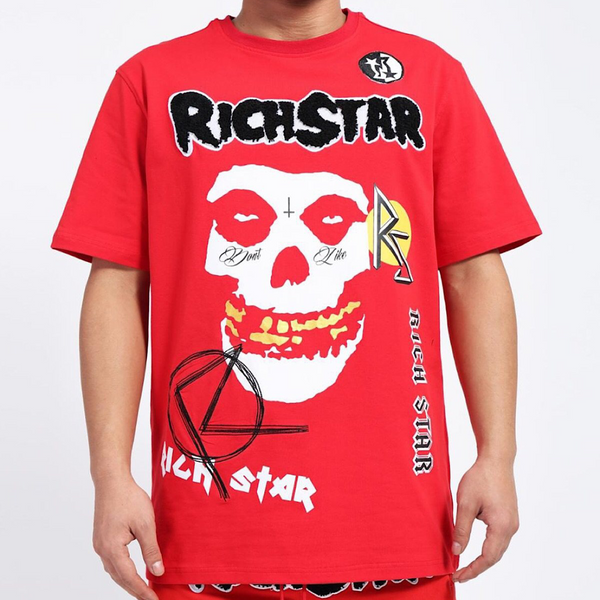 Rich Star lifestyle set (red)