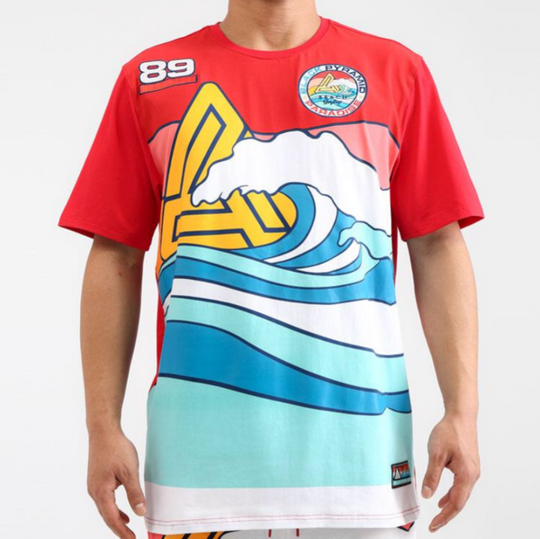 BP Surf Paradise Wave Shorts set