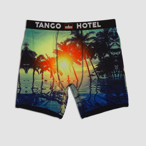 LA Sunset Boxer Brief