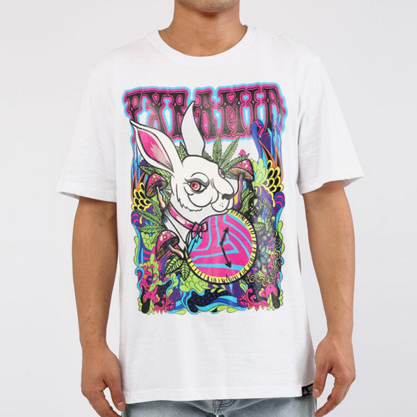 Hare Shirt tee(White)