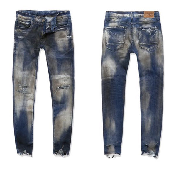 AARON - SEDONA DENIM (AGED WASH)