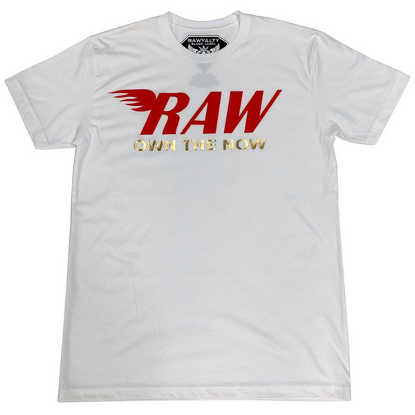 Own The Now Crew Neck (White)