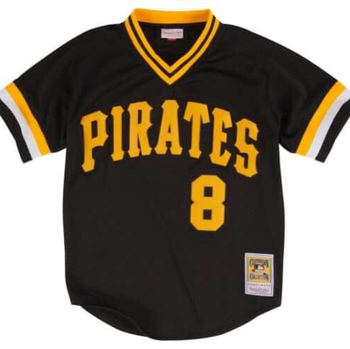 Youth Pittsburgh pirates jersey