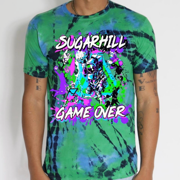 Space Jam Waterfall Tee (Margarita)