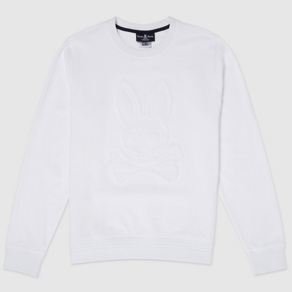 Mens ellsworth sweatshirt (white)