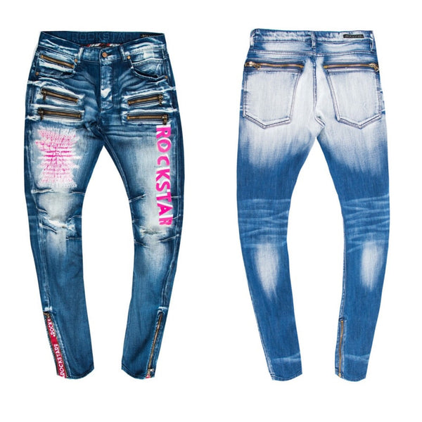 Laurence denim  (blue)