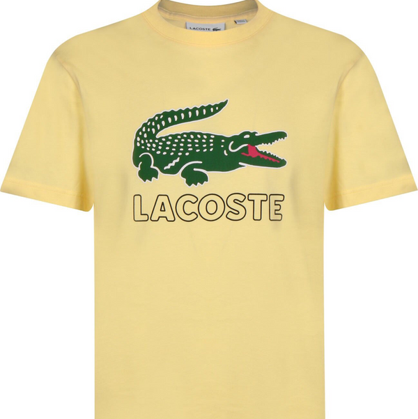 Men's Graphic Croc T-shirt ( Yellow)
