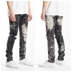 Michelangelo denim (black)