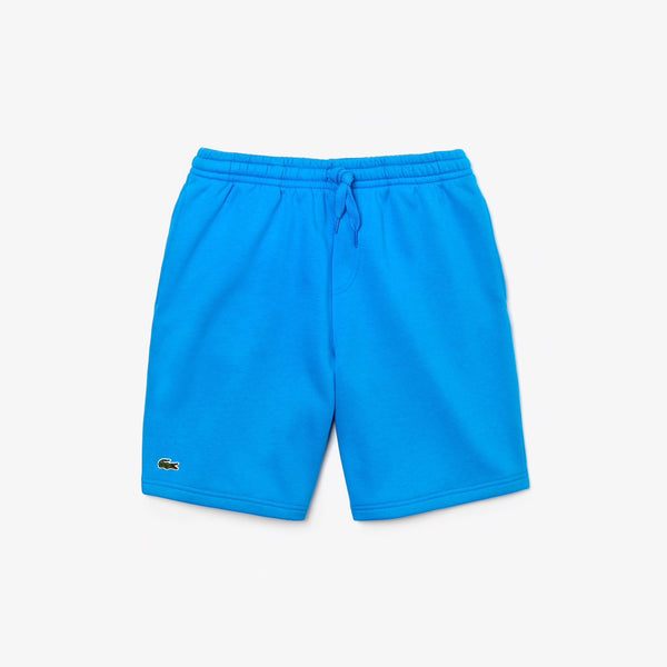 Men's SPORT Tennis Fleece Shorts (Blue)