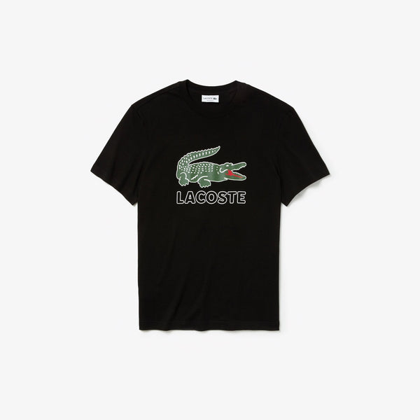 Men's Graphic Croc T-shirt (Black)