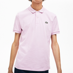 Unisex LIVE Slim Fit Petit Piqué Polo Shirt (Light pink)