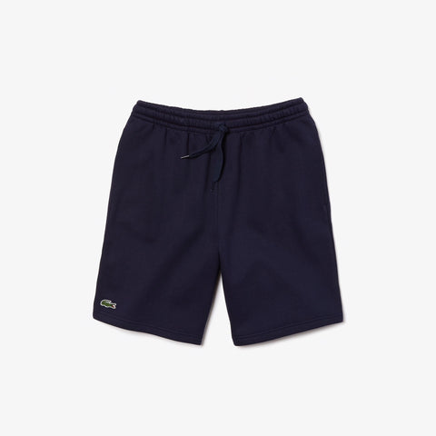 Men's SPORT Tennis Fleece Shorts (Navy blue)