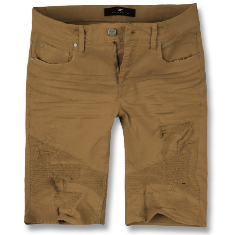Savior biker shorts (wheat)